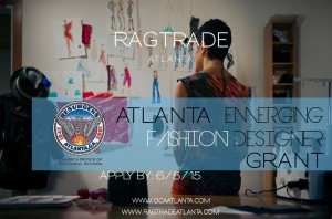 Atlanta Emerging Fashion Designer Grant Photo