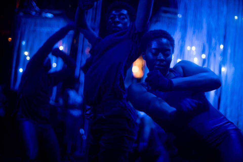 T. Lang Dance