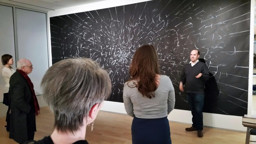 Angus Galloway TCP Artist Talk A 1-29-2016