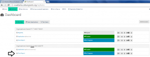 Screenshot of FY16 Final Report Dashboard