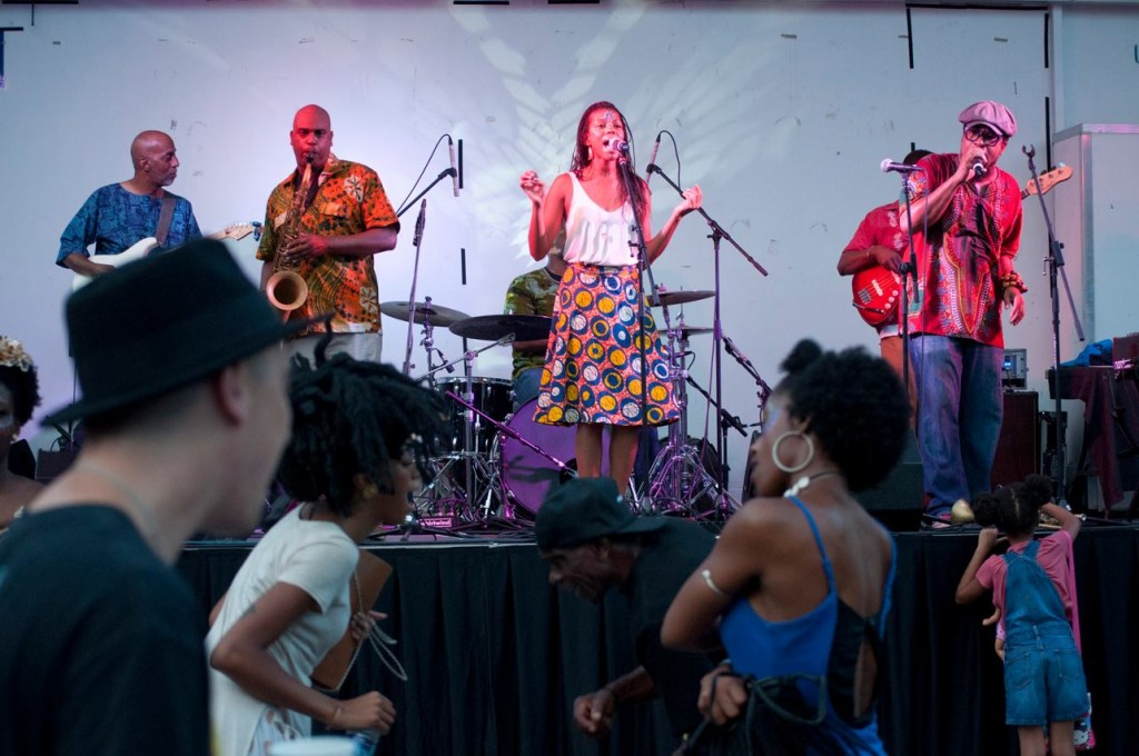 Mausiki Scales & the Common Ground Collective
