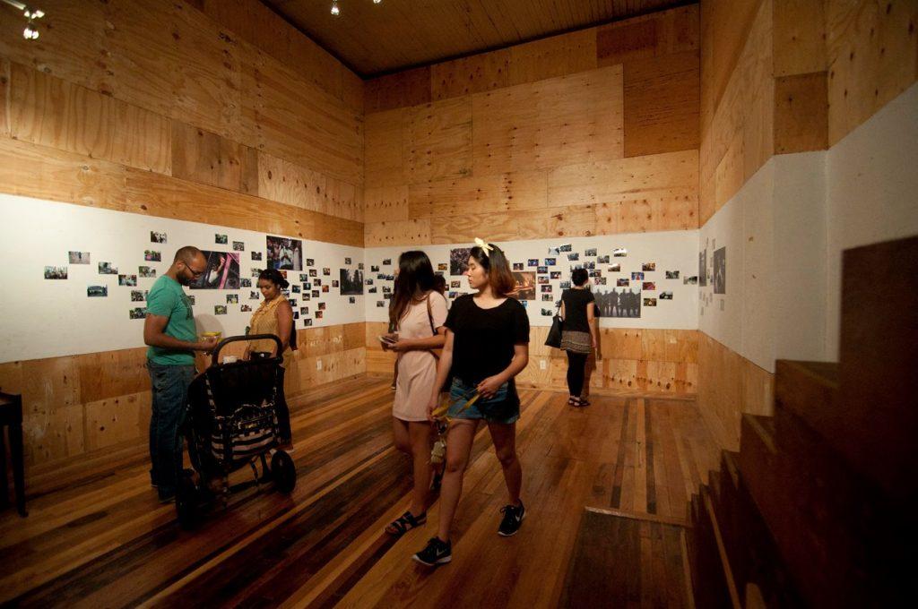 Brandon English's Black Lives Matter Photography Exhibit at Broad Street Visitors Center
