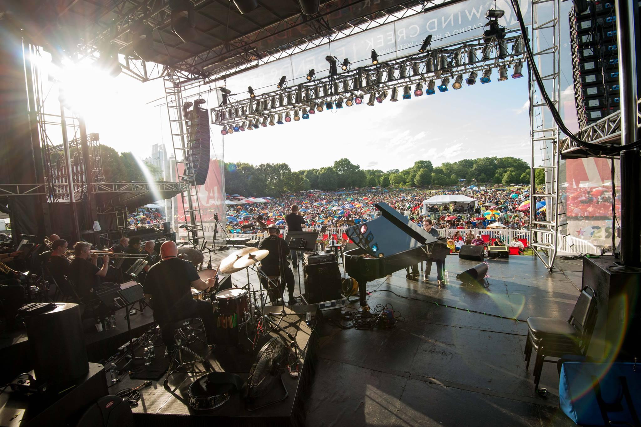 Atlanta Jazz Festival 2020 Lineup.City Of Atlanta Mayor S Office Of Cultural Affairs